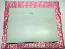 Sony Vaio PCG-7Y1M VGN-N Series OEM LCD Top Back Lid Cover 2-893-705 TJC DN3715F