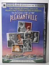 Pleasantville (Dvd, 1999) Tobey Maguire Reese Witherspoon Jeff Daniels (New)