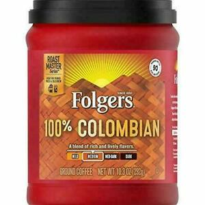 Folgers 100% Colombian Coffee