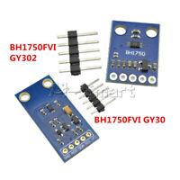 Digital BH1750FVI GY30 GY302 Light intensity Sensor Module F Arduino 3V-5V Power