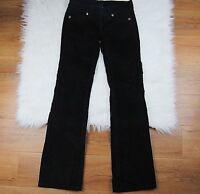 London Jean Womens Corduroy Jeans Pants Boot Cut Skinny Straight Sz 0 4