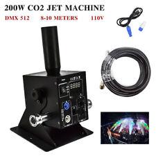 Co2 DMX Jet Machine DJ Band Night Club Single Tube Cryo Stage Show Effect