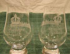 3 Glencairn Single Malt Whisky Glasses The Royal Mile Des Moines Iowa Pub