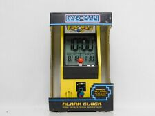 PAC MAN ALARM CLOCK OFFICIAL SOUNDS