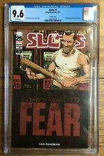 Slots #1 Walking Dead #100 Homage Variant CGC 9.6