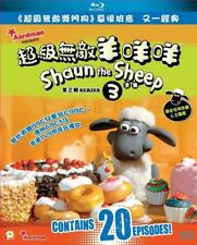 Shaun the Sheep Series 3 (End) [New Blu-ray] Hong Kong - Import