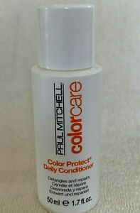 PAUL MITCHELL**ColorCare**Color Protect Daily Conditioner~~1.7 fl oz~Travel Size