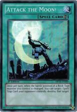 Yu-Gi-Oh Yugioh Attack the Moon! ABYR-EN089 Super Rare 1st Near-Mint!