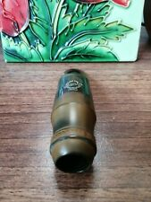 More details for selmer soloist long shank tenor saxophone mouthpiece c* refaced to 7*.