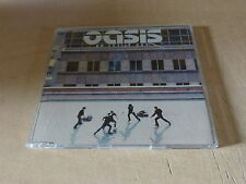OASIS -  GO LET IT OUT - MINIMAX RKIDSCD 001   - SLIM !!!!!!!!!!!RARE CD!!!!!!!