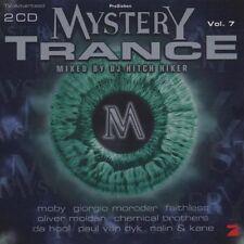 DJ Hitch Hiker Mystery trance 7 (mix, 2000) [2 CD]