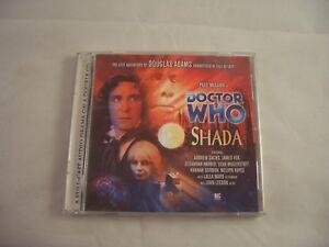 Doctor Who Shada Audio CD
