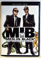 Men in Black - The Animated Series Season One 1 - Like New - Region 1