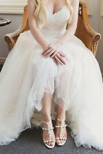 Wedding Dress Watters Agatha 13704 | Wtoo Brides | size 4 ivory
