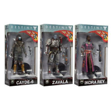 McFarlane Toys Action Figures - Destiny 2 - SET OF 3 (Cayde-6, Zavala & Ikora)