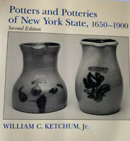 """Potters and Potteries of New York State, 1650-1900"" (NYS Series) Softcover"