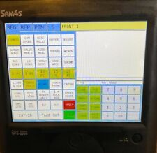 SPS 2000 easily configured POS Touch screen system designed for reliability.