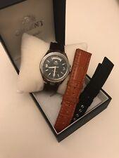 Orient Herrenuhr Automatik inkl. 3 Armbändern