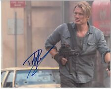"Dolph Lundren Expendables signed autograph 8""x10"" photos"
