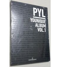 PYL Younique Limited CDDVDPhotobook SUPER JUNIOR EXO SHINee SNSD BOA LuhanKai SM