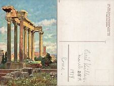 Rome Printed Collectable Italian Postcards