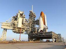 Lanzadera espacial Endeavour carga changeout habitación impresión arte cartel 281pya