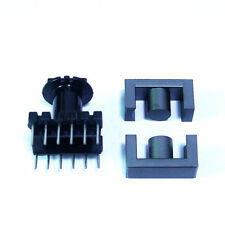 2set EC28 6+6pins Ferrite Cores bobbin,transformer core,inductor coil #Q1318 ZX