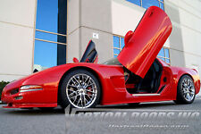 Vertical Doors - Vertical Lambo Door Kit For Chevrolet Corvette C-5 1997-04