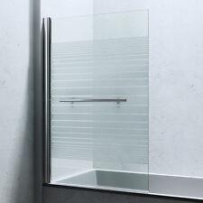 Duschabtrennung Badewannenfaltwand Glaswand Duschtrennwand Cortona1122