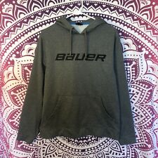 Bauer Hockey Ice Roller Hoodie Pullover Pure Hockey Monkey Jacket Small