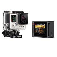 GoPro HERO4 Silver Edition Camera Manufacturer Refurbished