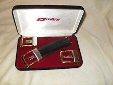 Belt Buckle Salesman Sample Kit From 1980's