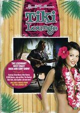 Merrell Fankhauser: Tiki Lounge [2 Discs] (2012, DVD NEUF)