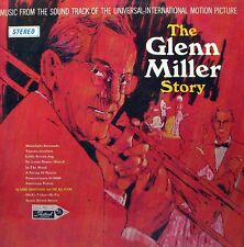 THE GLENN MILLER Story -  Soundtrack LP