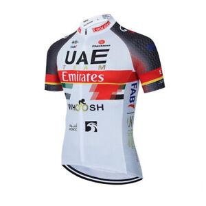 Men Full Zipper Cycling Jersey Bicycle Shirt Short Sleeves MTB bike Tops H23