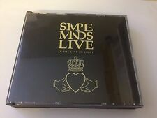 SIMPLE MINDS - IN THE CITY OF LIGHT - CD