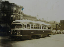 USA172 ST LOUIS PUBLIC SERVICE Co (Olive Street) TROLLEY No1578 PHOTO Missouri