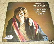 MICHEL POLNAREFF La Poupee Qui Fait Non French Ep