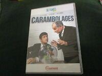 "DVD NEUF ""CARAMBOLAGES"" Louis DE FUNES, Jean-Claude BRIALY, Michel SERRAULT"