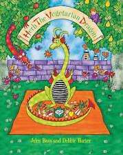 Herb, the Vegetarian Dragon, Jules Bass, Very Good Book