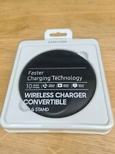 Samsung Convertible Wireless Charger NEW Fast Charge Black