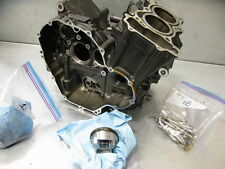 HONDA CBR500R CBR500 R ENGINE CRANK CASE CASES PISTONS RINGS 14 2014 1K MILES