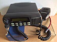 TWO WAY RADIO MOTOROLA GM360 VHF 136-174 MHZ 25W 255 CHANNELS
