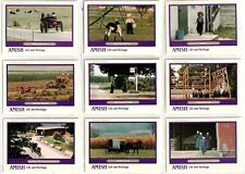 1993 AMISH LIFE & HERITAGE COMPLETE TRADING CARD SET