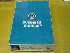 Business Source File Folders 11 Pt 13 Cut Ast Tab Legal 100bx Manila 17526