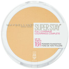 Maybelline Super Stay Full Coverage Matte Powder Foundation 320 Honey Caramel