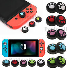 2-Pack Cat Claw Joystick Thumb Stick Silicone Caps For Nintendo Switch Joy-Con