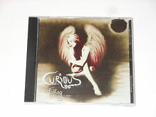 Curious-CD-R-Falling - RARE debut EP - 2002-Self released CDR