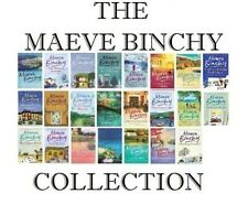 Maeve Binchy hardback collection 23 books  less than £2.40 a book delivered