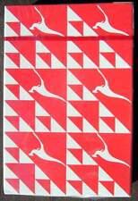 Vintage Pokerkarten Qantas Airways - Australien unbespielt - Neu